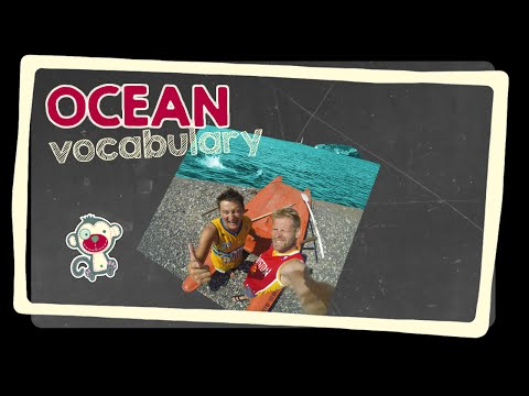 Ocean - English Vocabulary
