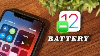 Improve iPhone Battery Life (iOS 12 Tips & Tricks)