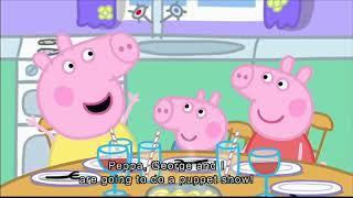 粉紅豬一家親 粵語 6 Peppa Pig Cantonese Part 6
