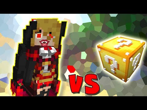 VAMPIRO VS. LUCKY BLOCK (MINECRAFT LUCKY BLOCK CHALLENGE)