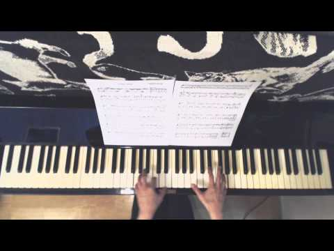 PIANO MAN / Billy Joel -piano Cover