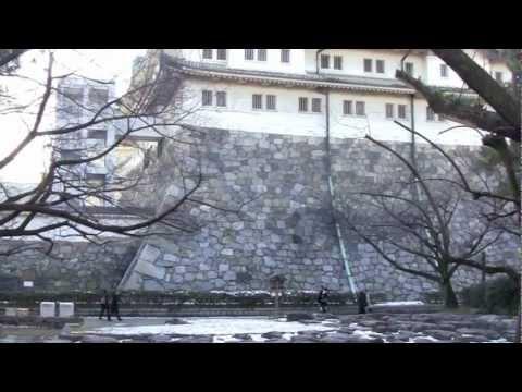 Nagoya Castle HQ of the Owari Branch of the Tokugawa Shogunate!