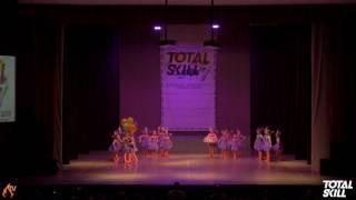 Образцовая студия современной хореографии «Дефиле» - Танцевальное Шоу(4-6 лет) - TOTAL SKILL 7