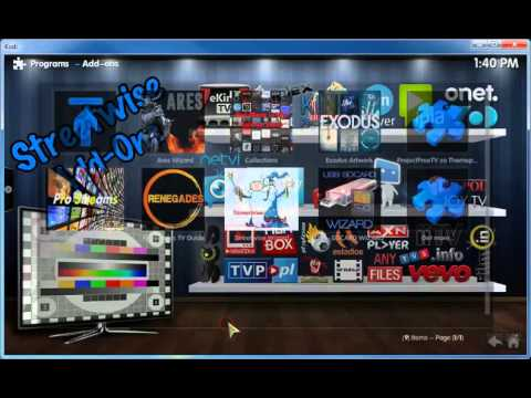 Backup And Restore Your Own Kodi Media Center Content, Not Affiliated With Kodi/Xbmc