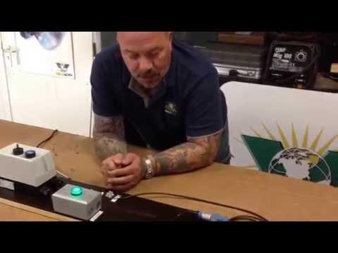 Setting up a Proximity Sensor test bench
