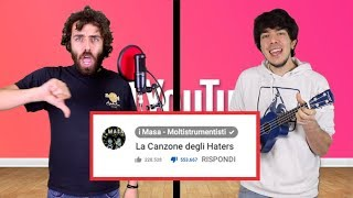La Canzone degli Haters! - i Masa [Official Video]