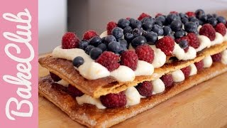 Mille Feuille | BakeClub