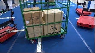 물류로봇 놀라운 무선운반 장비들  Logistics R…