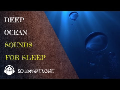 Underwater Sounds For Falling Asleep Easier And To Remain Sleeping