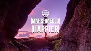 Marshmello ft. Bastille - Happier Jaydon Lewis &amp Reece Taylor Remix (Trap Music)
