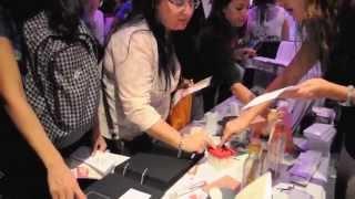 Punto & Papel en Casamientos Online Mayo 2012