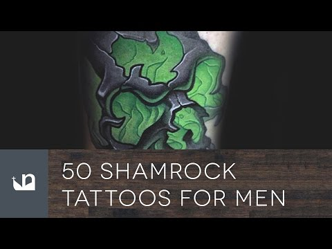 50 Shamrock Tattoos For Men