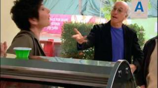 curb your enthusiasm - SAMPLE ABUSER!!