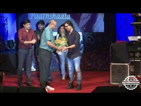 Sri Devesh Bhai Shah Felicitating Aishwarya Majmudar & Team | Gujarat Club Calcutta (GCC) - 2013