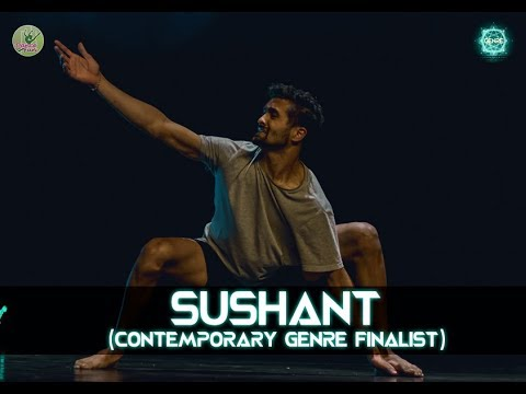Sushant - Contemporary Genre  Finalist | Genre- Your Style Your Stage | Dance Competition