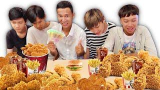 Người Cuối Cùng Ngừng Ăn Gà Rán KFC Sẽ Thắng 10 Triệu