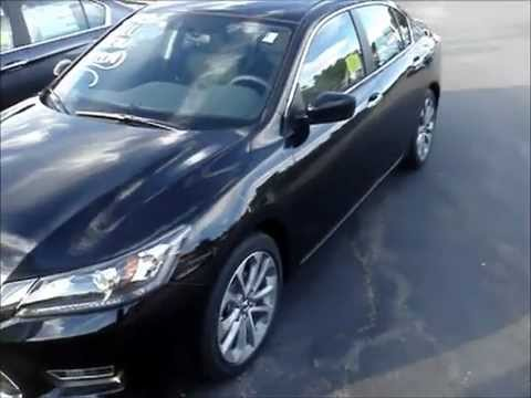 2013 Honda Accord Sport Interactive Walkthrough