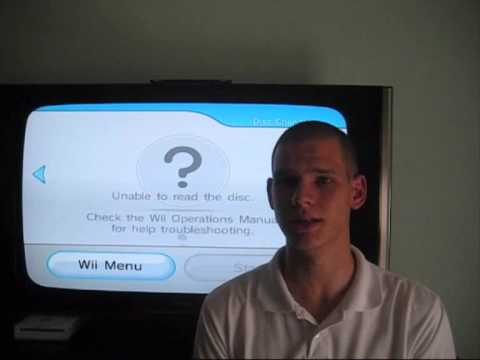 fix and repair your wii without nintendo the easy safe effective rh youtube com Wii Error Has Occurred Wii Error Has Occurred