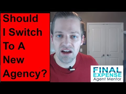 Should I Switch Insurance Agencies? [2018]