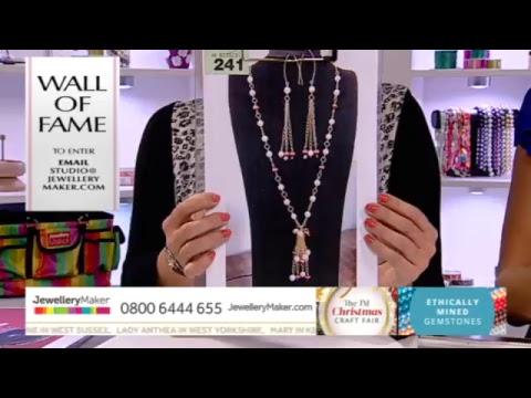 Jewellery Maker Live 4/10/2016 - 8am - 1pm