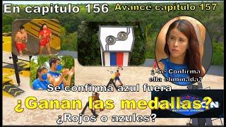 Confirmado Triste Wilmarie Eliminada Ganan las medallas Capitulo 157 Exatlon Estados Unidos