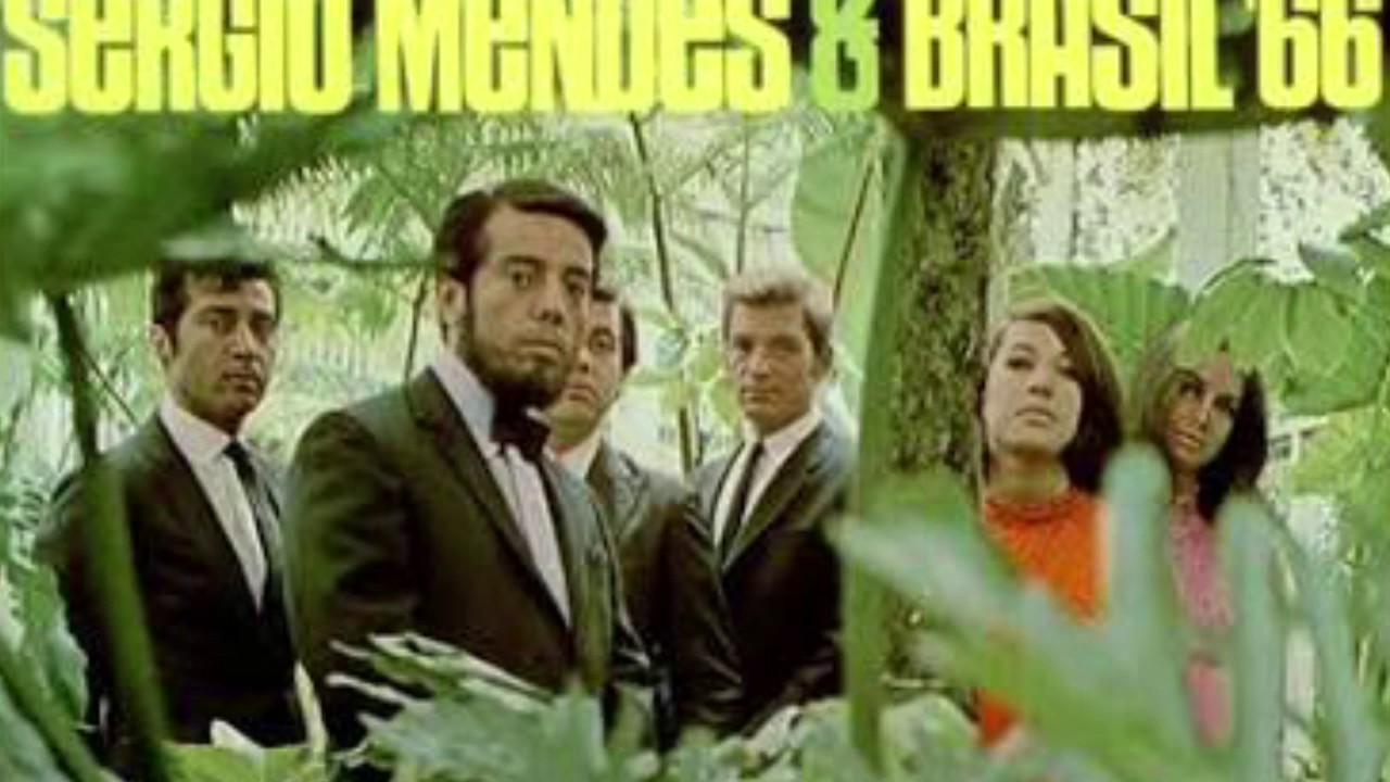 Sergio mendes mas que nada new acid wave groovy house for Groovy house music