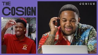 Mustard Reacts To New West Coast Rappers (Ambjaay, Sueco The Child, 1TakeJay) | The Cosign