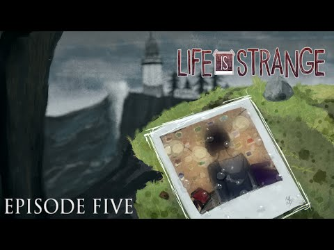 Sick Cry Plays: Life Is Strange [Ep5] [Full]