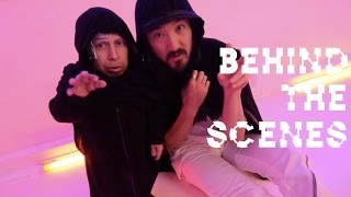 Behind The Scenes: Born To Get Wild Music Video- Steve Aoki ft. will.i.am