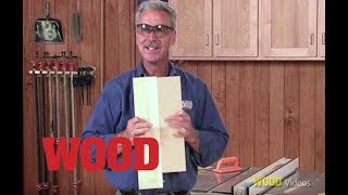How And When To Use Splines and Biscuits - WOOD magazine