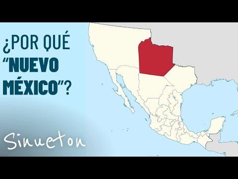 ¿Por qué Nuevo México se llama así? (En EUA) - Sinueton