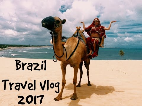 Natal, Brazil 2017- TRAVEL VLOG