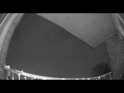 Stellar Activity -  Caught on Camera #2 - Location #2