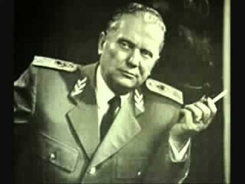 Titov govor iz 1952. o Anti Pavelicu