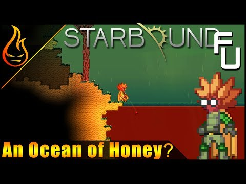 We Hunt For an Elusive Planet: Starbound Frackin Universe EP31