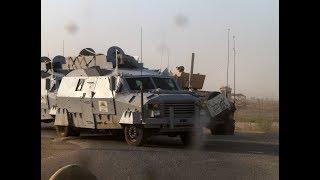 أخبار خاصة | تفتيش بحثا عن خلايا داعش النائمة في #الموصل
