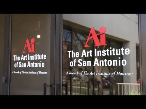 The Art Institute of San Antonio Advertisement