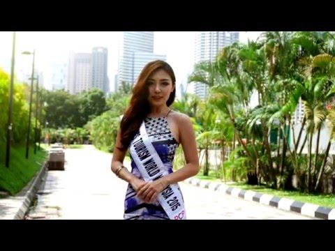 Ms Tourism World Malaysia 2015