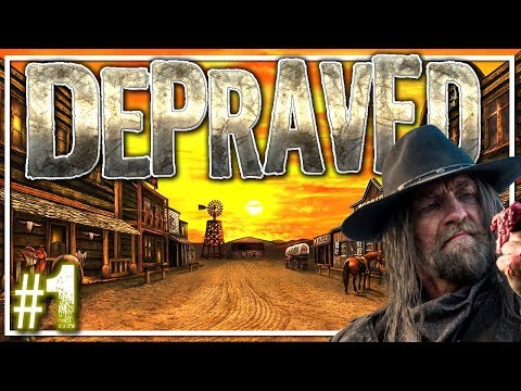 Download Pioneering A Wild West City In The Wilderness Depraved