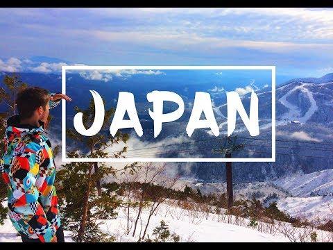 Japan Snowboard Trip 2016! | Mt Hakuba | Tokyo | GoPro Edit