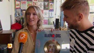 Suzan & Freek krijgen gouden plaat voor Blauwe Dag