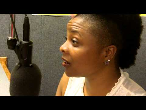 Kiss 104.1's Cynthia Young Interview w/ Nikki Wade