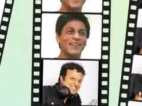 Hrishi K & Shahrukh Khan
