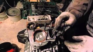 видео ремонт дизельного генератора