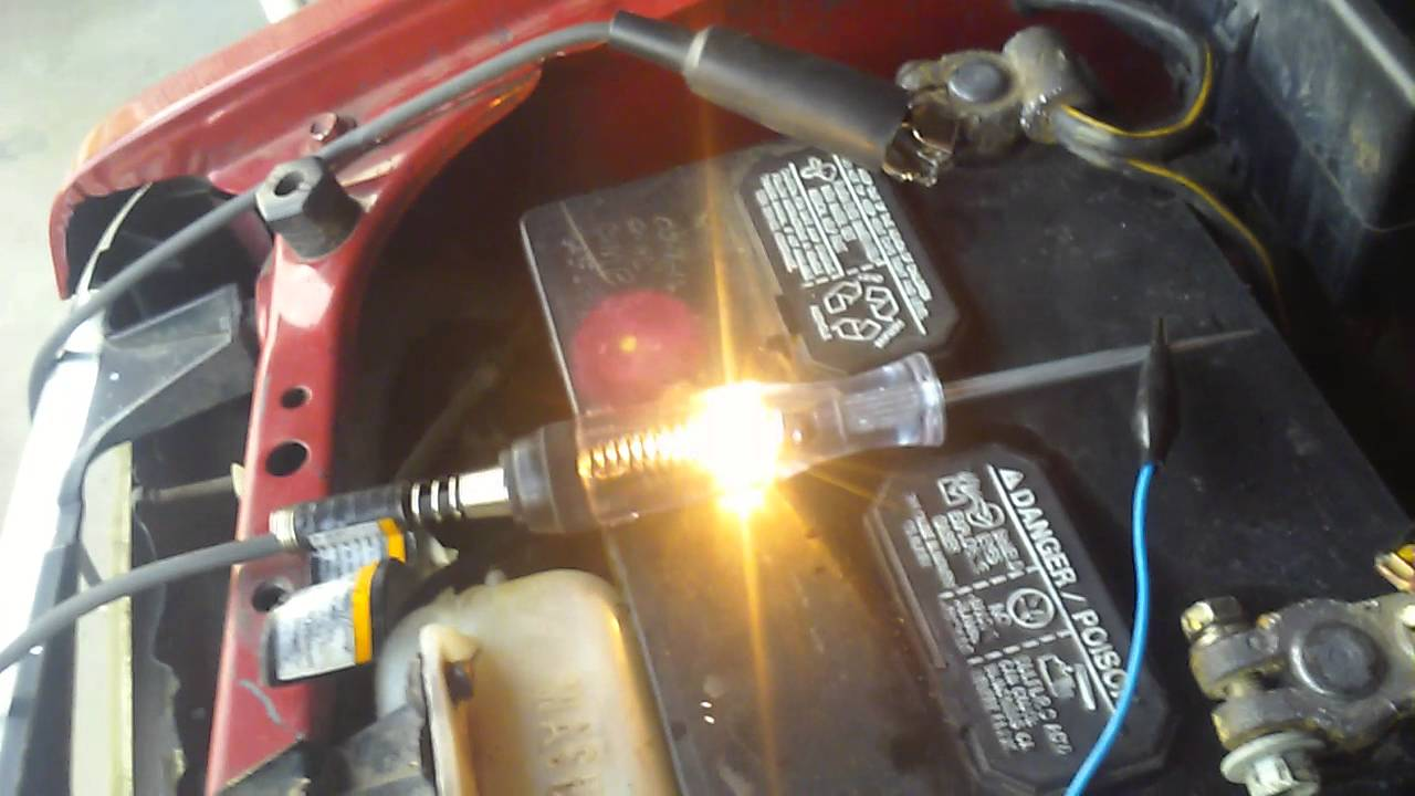 hight resolution of trying to find fuel injection problem on a 1988 toyota pickup part2