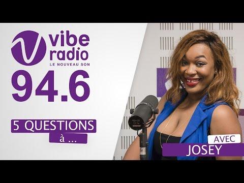 5 Questions à Josey sur Vibe Radio Côte d'Ivoire