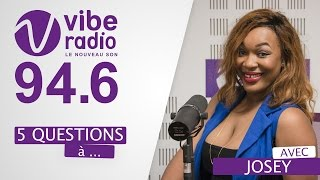 Download Video 5 Questions à Josey sur Vibe Radio Côte d'Ivoire MP3 3GP MP4