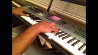 Piano Tutorial Gerald Levert - Funny