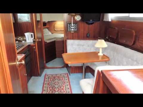 Broom Trans Ocean 37  - Boatshed.com - Boat Ref#147611