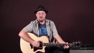 Super Easy Beginner Acoustic Guitar song
